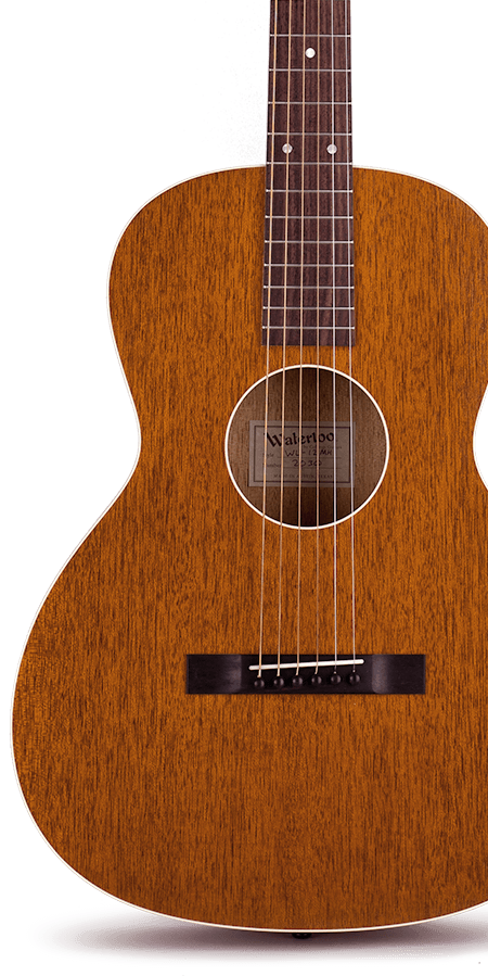 Waterloo WL-12 Mh Acoustic Guitar