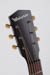 Waterloo WL-14 Boot Burst Guitar Headstock
