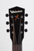 Waterloo WL-14 Scissortail Guitar Headstock