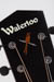 Waterloo WL-14 Scissortail Guitar Black