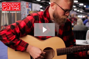Acoustic Guitar Waterloo WL-14 Scissortail Demo with Joey Landreth