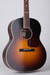 Waterloo WL-JK Deluxe Indian Rosewood Guitar Back