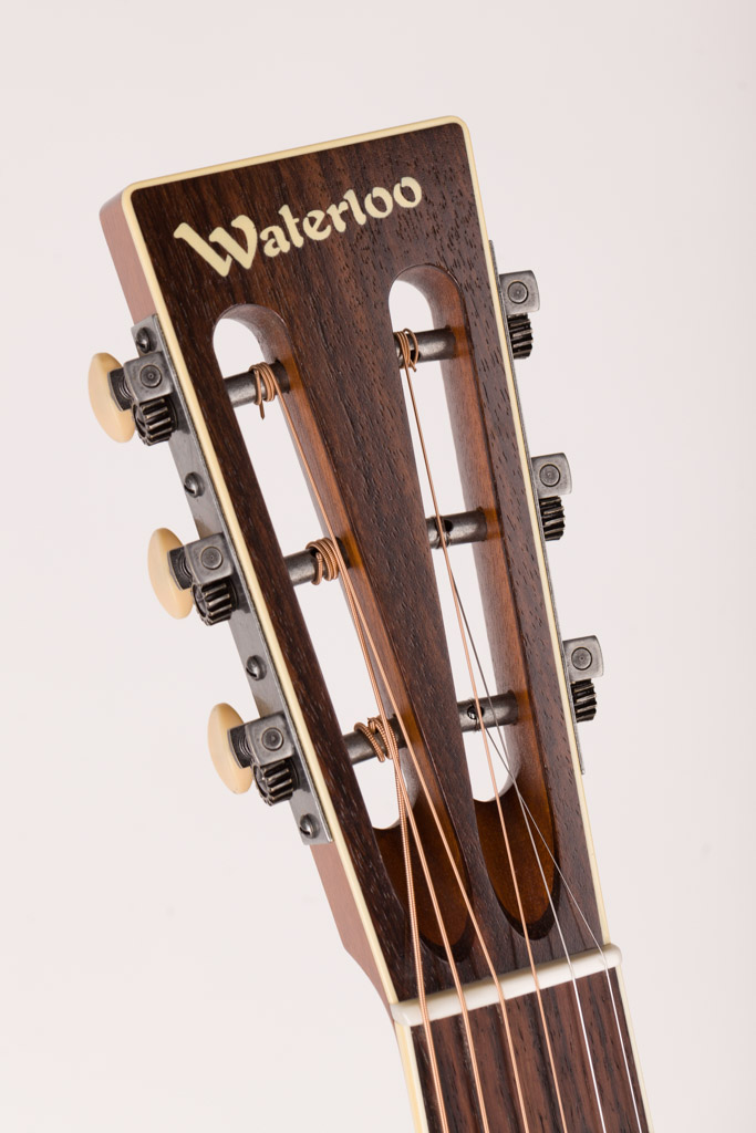 Waterloo WL-S Deluxe | Waterloo by Collings Guitars