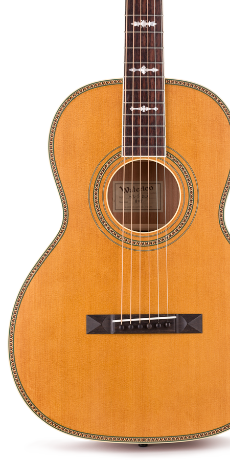 Waterloo WL-S Deluxe Acoustic Guitar