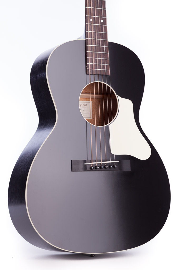 Optional Jet Black Finish